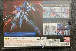 Metal Robot Spirits Destiny Gundam figure from Gundam Seed from HI USA