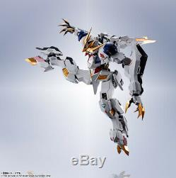 Metal Robot Spirits Gundam ASW G-08 Barbatos Lupus Rex action figure Bandai