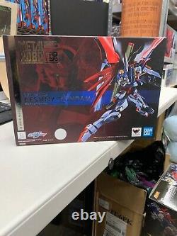 Metal Robot Spirits SIDE MS Destiny Mobile Suit Gundam SEED BANDAI SPIRITS NEW