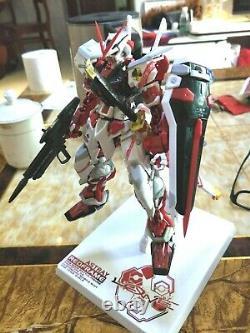 Metal frame 1/100 Seed Destiny Red Astray Framediecast Gundam Action Figure