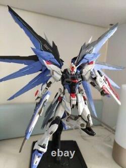 Metal frame 1/100 Seed Freedom diecast Gundam Action Figure
