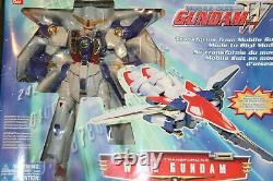 Mobile Suit Gundam Wing Deluxe Transforming Wing Gundam NIB