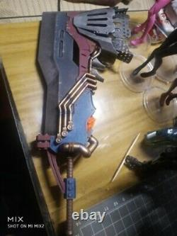 Monster Hunter Jet Sword Gundam Barbatos Weapon GK Conversion Kits 1/6