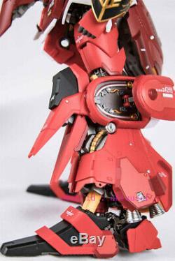 Musclebear Mc 1100 Mobile Suit Gundam Unicorn Kshatriya Nz666 Red Alloy Version