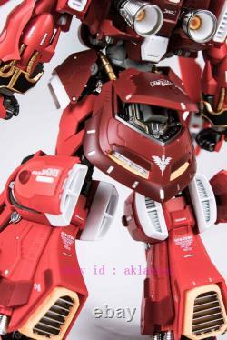 Musclebear Mc 1100 Mobile Suit Gundan Unicorn Kshatriya Nz666 Red Alloy Version