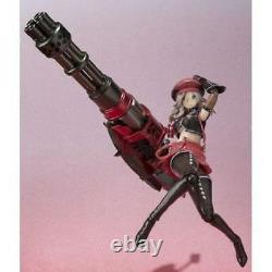 NEW D-Arts God Eater ALISA ILINICHINA AMIELLA Gun Form Ver Action Figure BANDAI