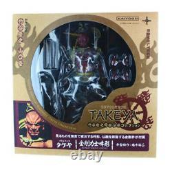 NEW KAIYODO Revoltech Takeya No. 017 Figure Buddhist Statue Kongorikishi Ungyo