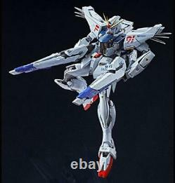 NEW METAL BUILD Mobile Suit GUNDAM F91 Action Figure BANDAI from Japan F/S