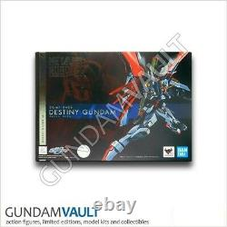 NEW Metal Robot Spirits ZGMF-X42S Destiny Gundam Action Figure Bandai US Seller