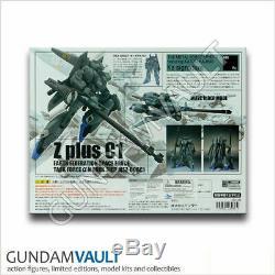 NEW Metal Robot Spirits Z Zeta Plus C1 Ka Signature Gundam Action Figure Bandai
