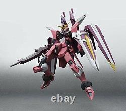 NEW ROBOT SPIRITS Side MS Gundam SEED JUSTICE GUNDAM Action Figure BANDAI F/S