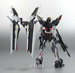 NEW ROBOT SPIRITS Side MS STRIKE NOIR Action Figure Gundam SEED C. E. 73 BANDAI