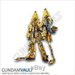 NEW RX-0 UNICORN GUNDAM 03 PHENEX Robot Spirits Bandai US Seller