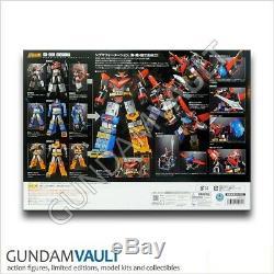 NEW Soul of Chogokin GX-60R Godsigma Action Figure Bandai US Seller