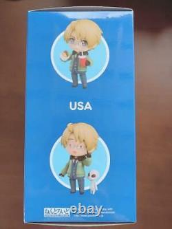 Nendoroid Hetalia World Stars America USA Orange Rouge Japan