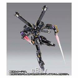 New METAL BUILD CROSSBONE GUNDAM X2 ACTION FIGURE BANDAI Japan