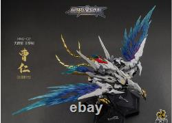 New Motor Nuclear Sky Speed Star Jade Trans MN-Q02 White Dragon Action Figure