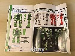 New Perfect Grade MS-06 Zaku II 160 scale Action Figure model kit Bandai PG