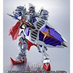 New Premium Bandai METAL ROBOT SPIRITS Knight Gundam Real Type Ver. Figure
