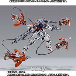 Premium Bandai METAL BUILD Gun Barrel Striker Gundam with Tracking NEW
