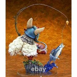 QuesQ MADE IN ABYSS Nanachi Gankimasu Fishing 230mm PVC Figure EMS with Tracking
