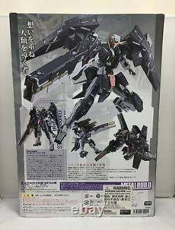 READY Bandai Mobile Suit 00 Metal Build Gundam Dynames Repair III Action Figure