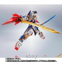 READY P Bandai METAL ROBOT Soul Spirits Liu Bei Gundam Real Type Ver