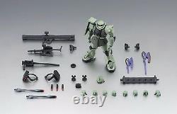 ROBOT SPIRITS SIDE MS MS-06 ZAKU II Ver A. N. I. M. E. Action Figure Gundam BANDAI