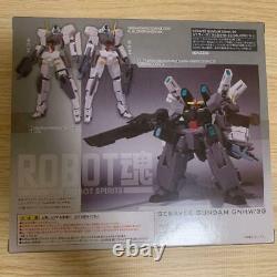 ROBOT Spirits SIDE MS Seravee Gundam GNHW / 3G Sem set Bandai Japan