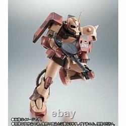 Robot Spirits SIDE MS MS-06D Zaku Desert Type CARACAL CORPS ver. A. N. I. M. E. WithT