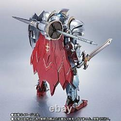SD Gundam METAL ROBOT SPIRITS Knight Gundam LACROAN HERO Figure with Tracking NEW