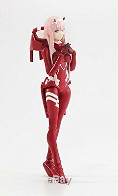 S. H. Figuarts DARLING in the FRANXX Zero Two 140mm action Figure From JAPAN
