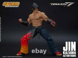 Storm Collectibles Tekken 7 Jin Kazama 1/12 Scale Action Figure