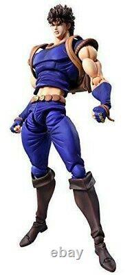 Super Action Statue JoJo\'s Bizarre Adventure Part. 1 Jonathan Joestar
