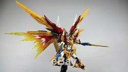 Tian Bao Xing HUPO YANHUANG Bai Qi Gundam Action Figure Finished Alloy Model Toy