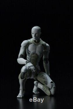 Toa Heavy Industries 4th Production Synthetic Human 1/12 Figure ABS PVC 112
