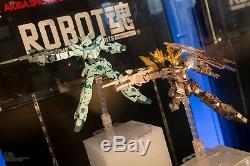 USA BANDAI ROBOT SPIRITS UNICORN + BANSHEE NORN GUNDAM FINAL SHOOTING Ver SET nt