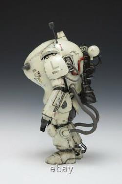 WAVE 1/20 Maschinen Krieger S. A. F. S. SPACE TYPE Fireball Plastic Model Kit
