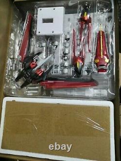 1/100 Metalkingdom Aile Strike Gundam Action Figure Métal Alliage Fini Produit