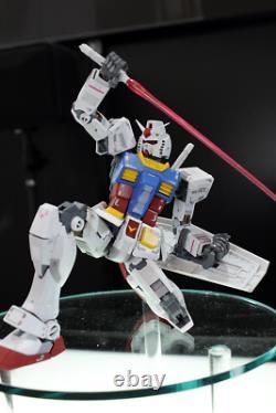 1/100 Mg Gundam Rx-78-2 Ver. 3.0 Par Bandai Japon Importé
