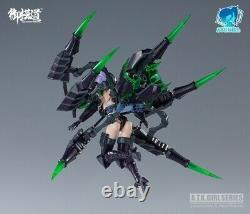 1/12 Arachne Frame Arms Girl Gundam Anime Model Kit Pvc Action Figure