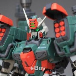 1/72 Moshow Poison Jouets Mecha-x103 Gundam Ouragan Fini Action Figure