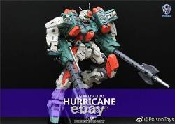 1/72 Moshow Poison Toys Mecha-x103 Hurricane Finished Action Figure