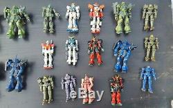 21 Gundam Wing Action Figure Robots Pièces / Armes Sa-s Bandai Endless Waltz