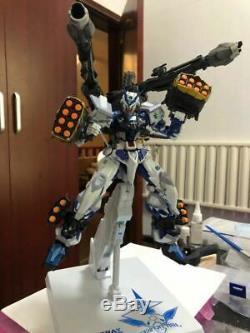 Action Figure Métal Construction MB Gundam Mg Astray Blue Frame 1/100 Gundam Fini