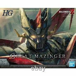 Bandai 1/144 Hg Grand Mazinger (mazinger Z Infinity Ver.)