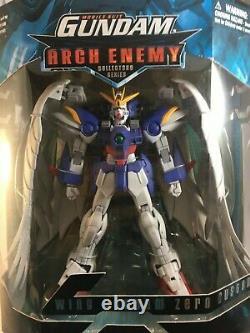 Bandai Arch Enemy Mobile Suit Gundam Wing Zéro Action Personnalisée Figure