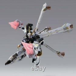 Bandai Construire Métal Mobile Suit Gundam X1 X2 Crossbone Jeux D'action Figure Nouveau