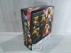 Bandai D-arts Digimon Adventure Wargreymon Original Designer Edition Fedex