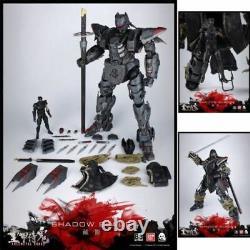Bandai Full Metal Ghost Shadow Blade Threezero Gundam Nisb 16in Figure